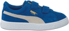 Blue PUMA Sneakers SUEDE 2 STRAPS - small