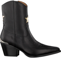Black LOLA CRUZ Booties 295T10BK  - medium