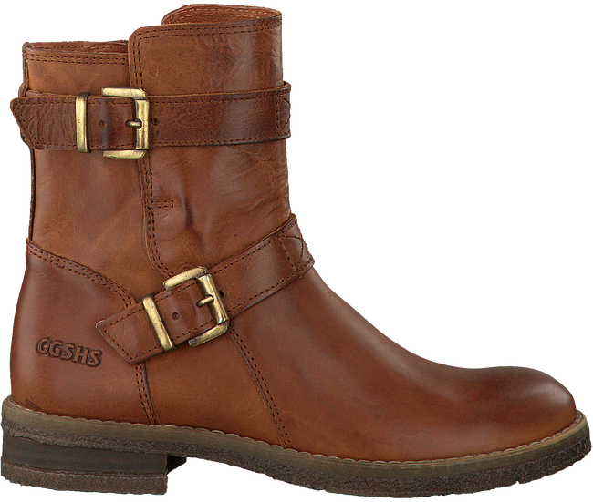Cognac GIGA High boots 8693 - large