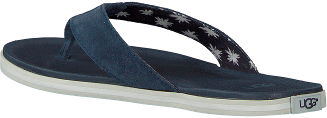 Blue UGG Flip flops BEACH FLIP - large