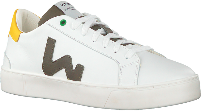 White WOMSH Low sneakers SNIK  - large