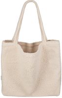 White STUDIO NOOS Shopper BOUCLE MOM-BAG  - medium