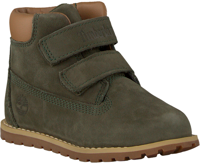 Grey TIMBERLAND Classic ankle boots POKEY PINE H&L - large
