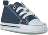 Blue CONVERSE Baby shoes FIRST STAR - small