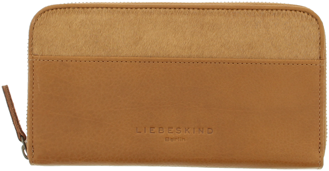 Cognac LIEBESKIND Wallet JULIANA - large