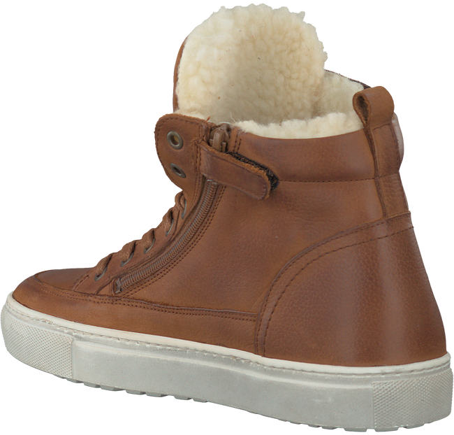 Cognac GIGA Ankle boots 7910 - large