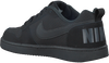 Black NIKE Sneakers COURT BOROUGH LOW (KIDS) - small