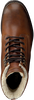 Cognac OMODA Lace-up boots 15 220 - small