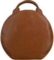 Brown MYOMY Backpack COOKIE BACKBAG  - medium