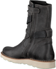 Silver JOCHIE & FREAKS High boots 15470 - small