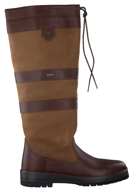 Brown DUBARRY High boots GALWAY - large