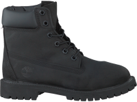 Black TIMBERLAND High boots 6IN PREMIUM - medium