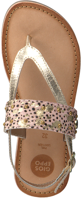 Gold GIOSEPPO Sandals H48892  - large