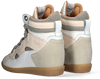 Beige LEMARÉ High sneakers 2553  - small