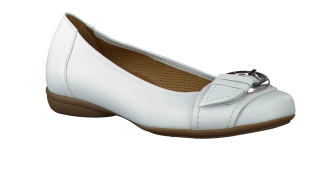 White GABOR Ballet pumps 625 - large