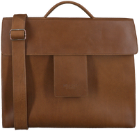 Brown MYOMY Laptop bag BUSINESS BAG  - medium