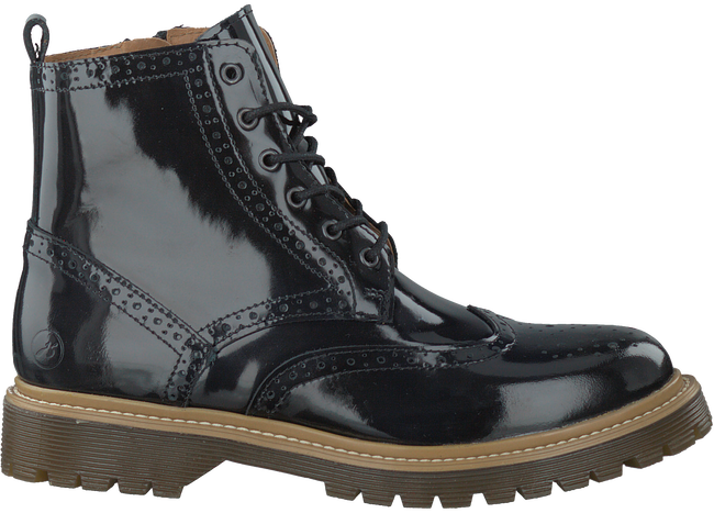 Black BRONX Ankle boots 46618 - large