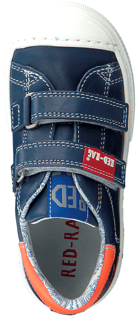 Blue RED RAG Sneakers 15233 - large