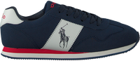 Blue POLO RALPH LAUREN Low sneakers BIG PONY JOGGER  - medium
