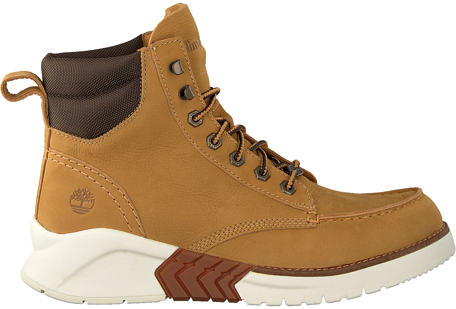 Green TIMBERLAND Lace up boots MTRC MOC TOE