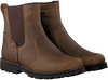 Brown TIMBERLAND Ankle boots 1371R/1381R/1391R - small