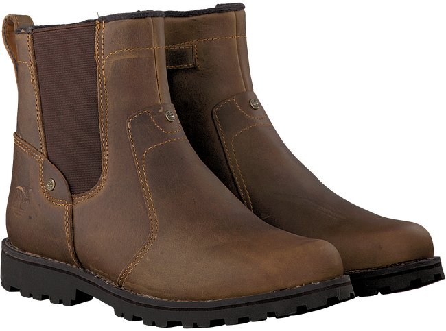 Brown TIMBERLAND Ankle boots 1371R/1381R/1391R - large