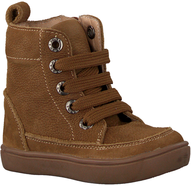 Brown SHOESME Lace-up boots FL20W002  - large