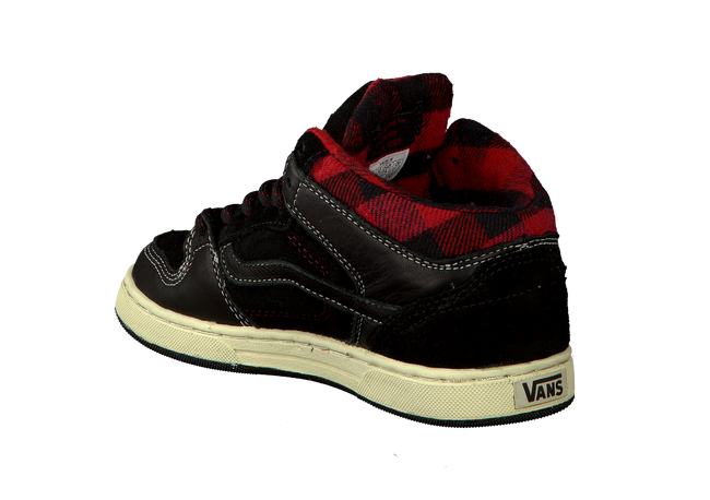 Black VANS Sneakers EDGEMONT - large