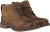 Brown TIMBERLAND Ankle boots LARCHMONT CHUKKA - small