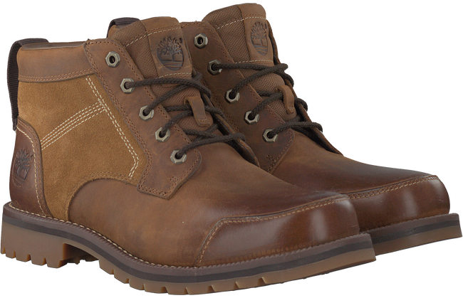 Brown TIMBERLAND Ankle boots LARCHMONT CHUKKA - large