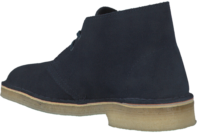 Blue CLARKS Ankle boots DESERT BOOT DAMES - large