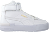 White PUMA High sneakers CALI SPORT TOP WARM UP WN'S  - small