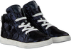 Blue JOCHIE & FREAKS Lace-up boots 18152 - small