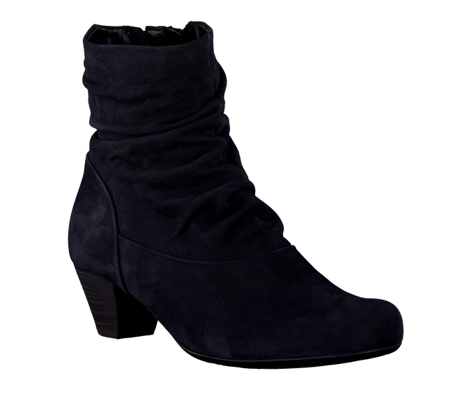 Blue GABOR Booties 671.1 - large