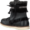 Black VINGINO Ankle boots LUCIA - small