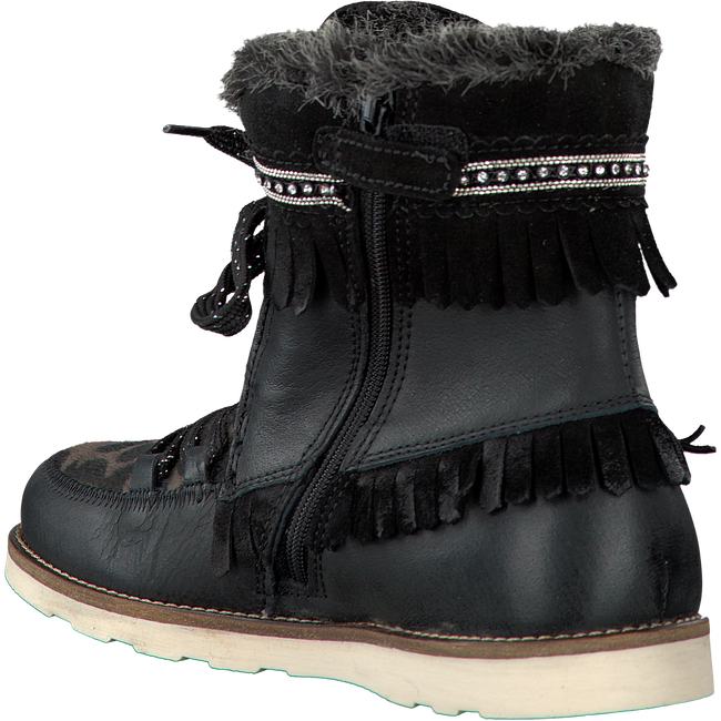 Black VINGINO Ankle boots LUCIA - large