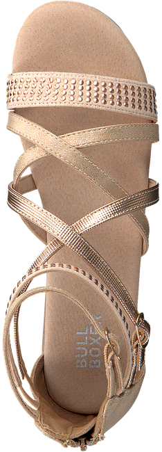 Gold BULLBOXER Sandals AED031 - large