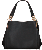 Black COACH Shoulder bag SHOULDER BAG  - medium
