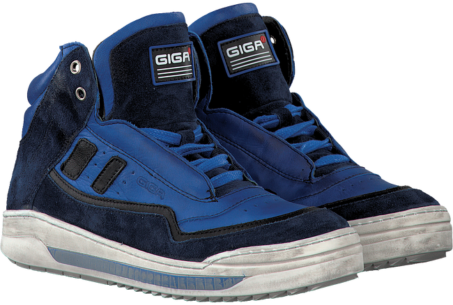 Blue GIGA Sneakers 6863 - large