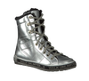 Silver HIP Ankle boots 71767 - small
