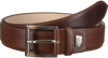 Brown GIORGIO Belt 1023/40 - small