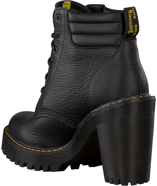 Black DR MARTENS Lace-up boots PERSEPHONE - large