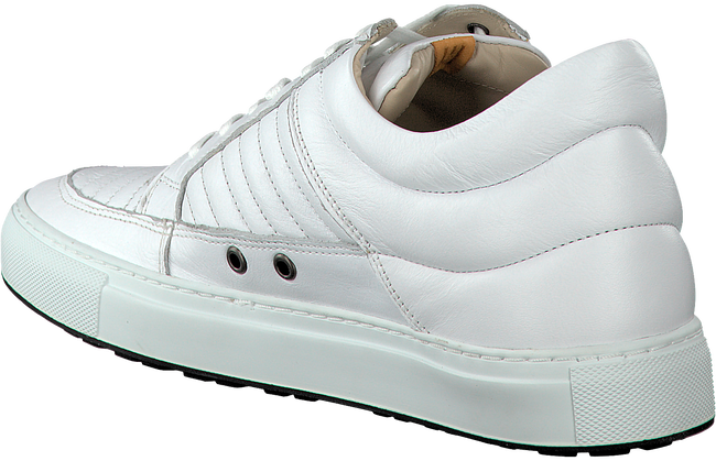 White HINSON Sneakers DEXTER STITCH - large