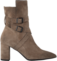 Taupe JANET & JANET Booties 46400  - medium