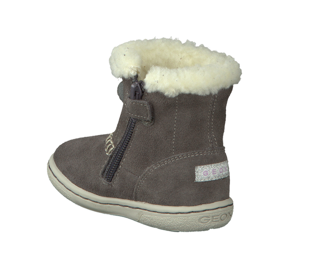 Grey GEOX High boots B2434C 00022 - large