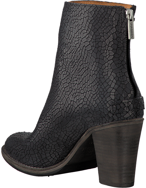 Black SHABBIES Booties 250146 - large