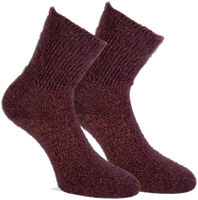 Brown MARCMARCS Socks ALEXIA  - medium
