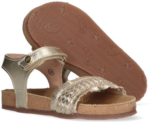 Gold APPLES & PEARS Sandals HEATHER  - large