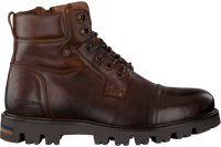 Brown MAZZELTOV Lace-up boots MBOSS603.01OMO1  - medium