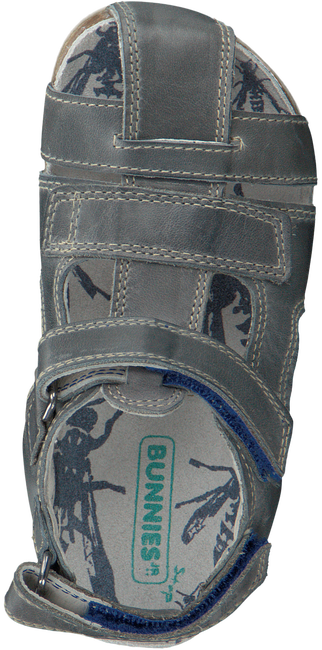 Blue BUNNIES JR Sandals GEO GAAF - large